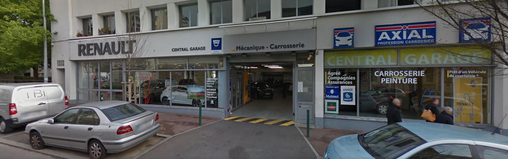 Central garage suresnes garage et concession auto for Garage central auto lyon